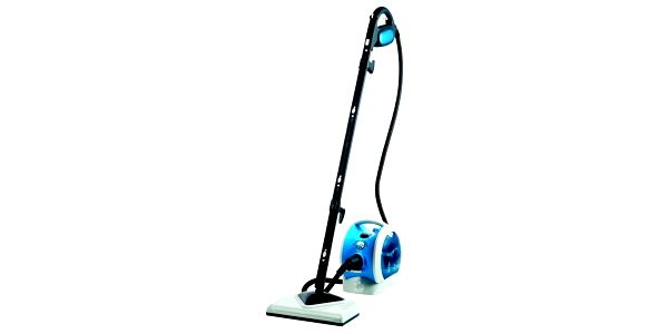 Parní mop Dirt Devil M319-0 bílý/modrý + Doprava zdarma