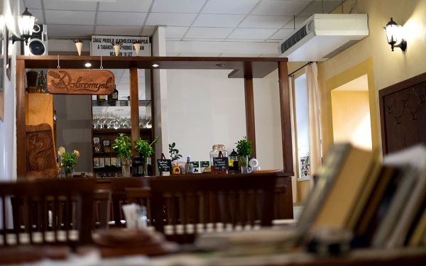 Restaurace Dobromysl