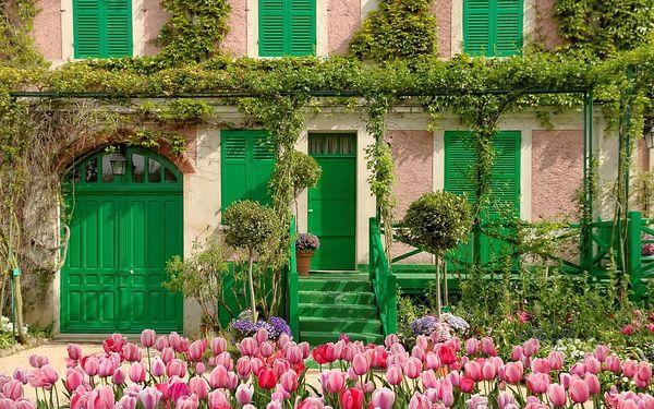 Paříž a Monetovy zahrady3