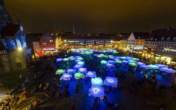 Modrá noc Norimberk 20184