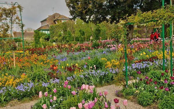 Paříž a Monetovy zahrady5
