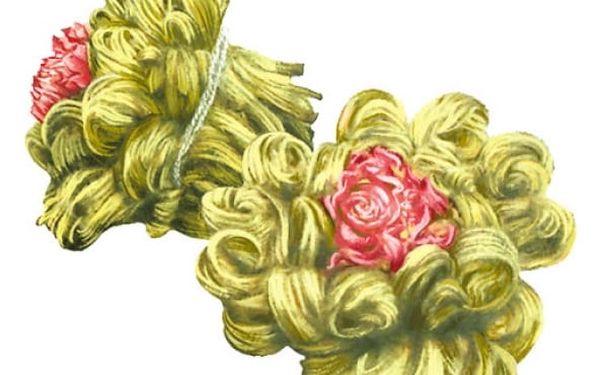 Zelený čaj Lotosový květ