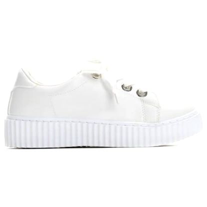 Dámské bílé tenisky Ryan 8286