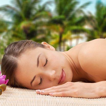 Hodinová dovolená: thajská nebo prohřívací masáž