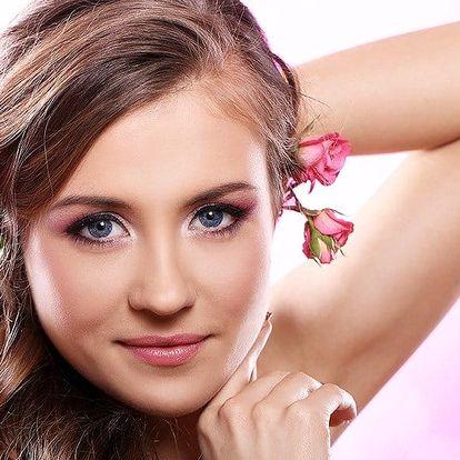 Kosmetické ošetření pleti pro mladistvý vzhled