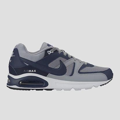 Boty Nike AIR MAX COMMAND Šedá