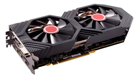 XFX Radeon RX 580 GTS XXX Edition, 8GB GDDR5 - RX-580P8DFD6