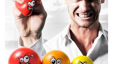 Dárková sada antistresových míčků