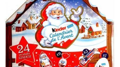 Kinder adventní kalendář Domek 182g