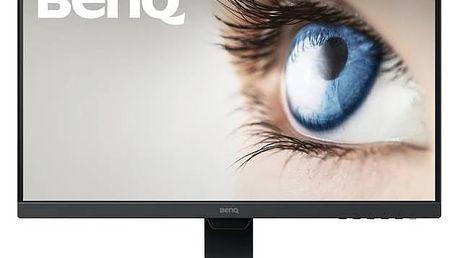 Monitor BenQ GW2480 (9H.LGDLA.TBE) černý + Doprava zdarma