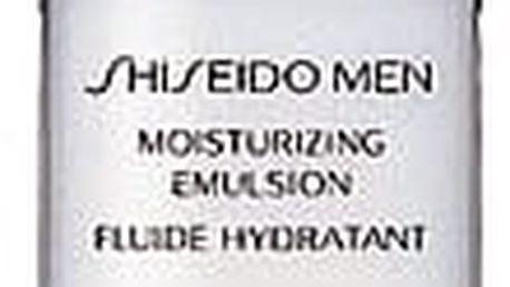 Shiseido MEN Moisturizing Emulsion 100 ml pleťový gel M