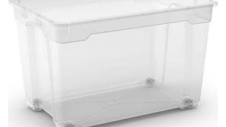 Úložný box Omnibox XL, průhledný - 60l