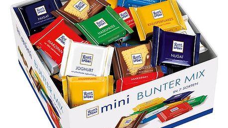 Ritter Sport mini bunter mix 84 x 16,7g