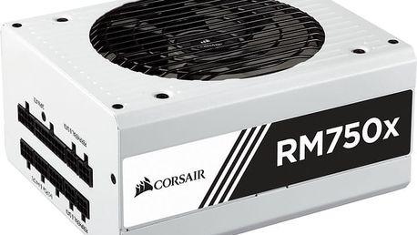 Corsair RMx Series RM750x, bílý - 750W - CP-9020155-EU