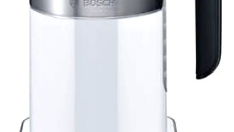 Rychlovarná konvice Bosch Styline TWK 8611P bílá