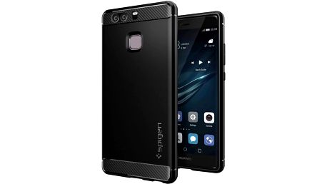 Spigen Rugged Armor pro Huawei P9, black - L06CS20376
