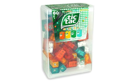 Tic Tac 60 mini boxů