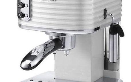 Espresso DeLonghi Scultura ECZ351W bílé + Doprava zdarma