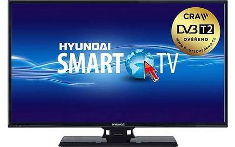 Televize Hyundai FLN 43TS511 SMART černá + Doprava zdarma
