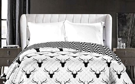 DecoKing Přehoz na postel Deerest, 240 x 260 cm