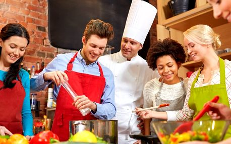 Večerní kurzy vaření pod taktovkou profesionálů