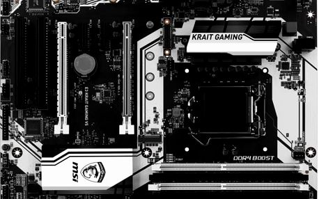 MSI E3 KRAIT GAMING V5 - Intel C232