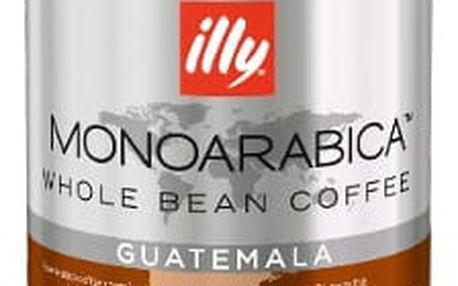 Zrnková káva Guatemala Illy 250 g