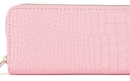 Dámská růžová peněženka Darri 446