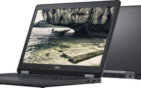 Dell Latitude 15 (E5570), černá - E5570-spec1