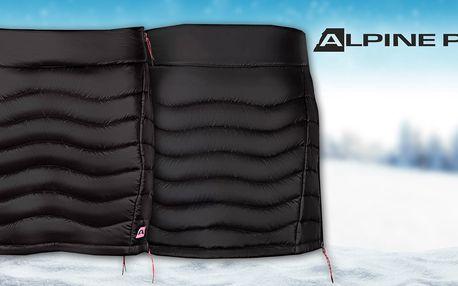 Dámská zateplená sukně Alpine Pro