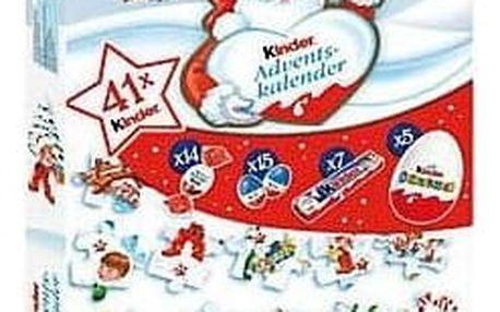 Kinder adventní kalendář 343g