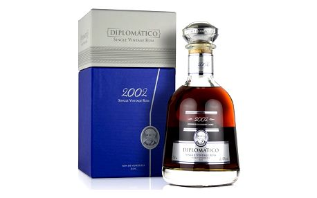 Diplomático Single Vintage Rum 0,7l 43%