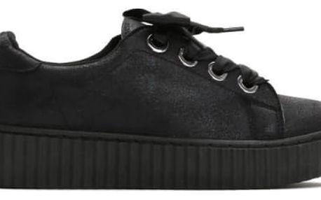 Dámské černé tenisky Ryan 8286