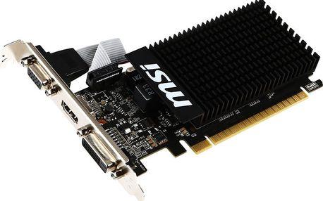 MSI GT 710, 2GB - GT 710 2GD3H LP