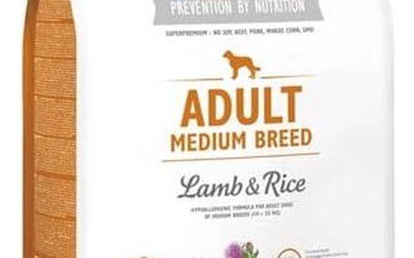 Granule Brit Care Adult Medium Breed Lamb & Rice 3 kg