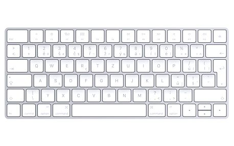Apple Magic Keyboard, CZ - MLA22CZ/A