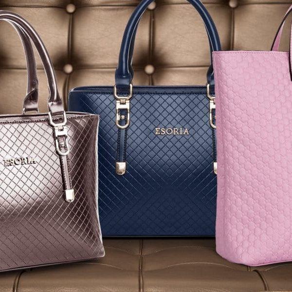 Elegantní dámské kabelky od značky Esoria
