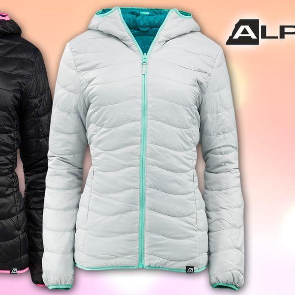 Dámská zateplená bunda Alpine Pro