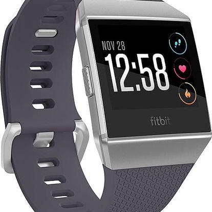 Fitbit Ionic, Blue-Gray/White - FB503WTGY-EU