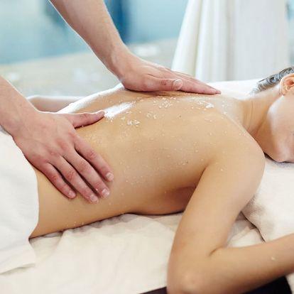 Uvolňující masáž od profesionálů dle výběru