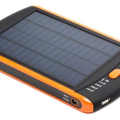 Solární powerbanka DOCA Solar 23000mAh