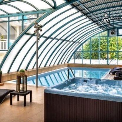 Piešťany ve 4* hotelu: ubytování a wellness