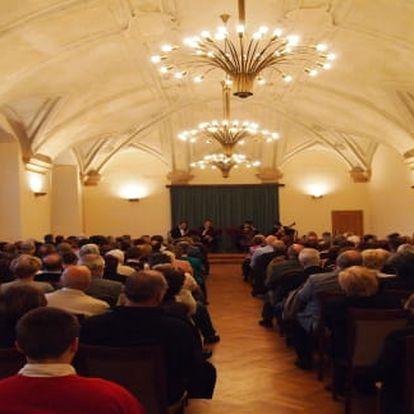 Adventní koncert v refektáři Emauzského kláštera, 6. 12. 2017
