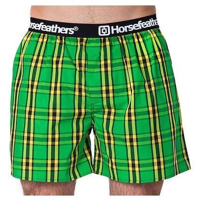 Pánské Trenky Horsefeathers Apollo Boxer Shorts Brasil L