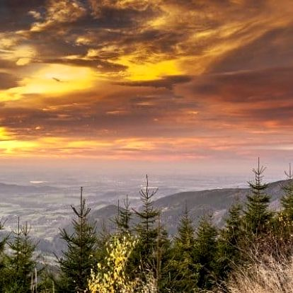 Dovolená v Beskydech: polopenze a wellness