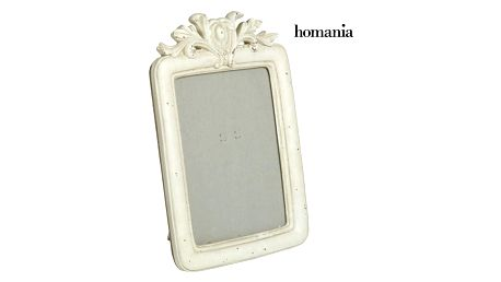 Resin photo frame 15x20 cm by Homania