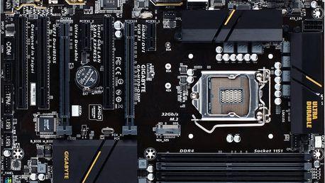 GIGABYTE H170-D3HP - Intel H170