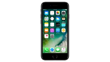 Apple iPhone 7 128GB, jet black