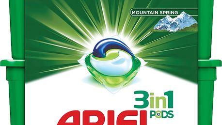 ARIEL Mountain Spring 3v1 Gelové Kapsle - 56 ks