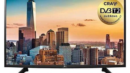 Televize LG 43LJ515V černá + Doprava zdarma